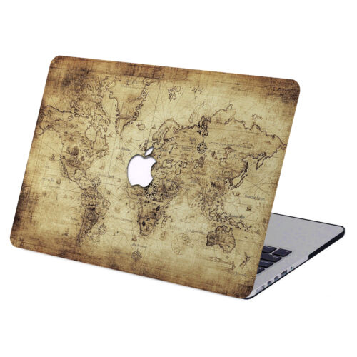 """Hard Case Silicone KB Skin Cover For 2017 2018 Macbook Air//Pro 11/"""" 13/"""" 15/"""" TT"""