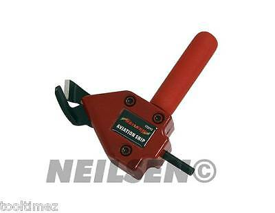 Drill Powered Aviation Tin Snips Sheet Metal Cutting Snips For Fabrication 3292