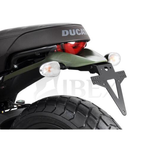 Ducati Scrambler 800 BJ 2015 Kennzeichenhalter Kennzeichenträger