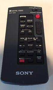 Sony RMT-806 Remote Control