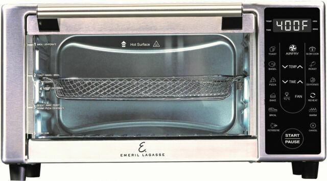 Emeril Lagasse Air Fryer 360 Digital Screen Hot Air Fryer Ov