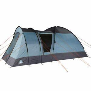 Rome Tente Dôme 4 Places Familiale 5000mm Camping Imperméable