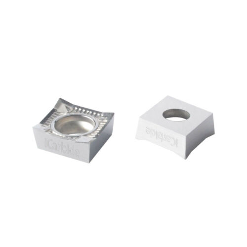 New 10pcs CCGT120408LHC Aluminum Carbide Inserts Uncoated USA SELL