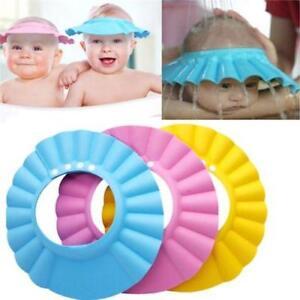 Hair Care & Styling Humor 2pcs Safe Shampoo Shower Bathing Bath Protect Soft Cap Hat For Baby Wash Hair Shield Bebes Children Bathing Shower Cap Hat Kids