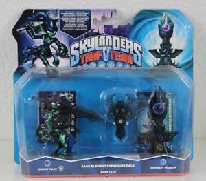 Dark-Element-Expansion-Pack-Skylanders-Trap-Team-Schatten-Level-Erweiterung-Neu
