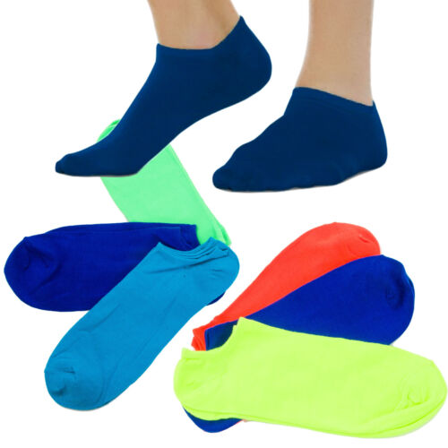 Calze calzini fantasmini uomo tris 3 pezzi pariscarpa calzettini nuovi N803