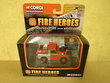 BOXED MODEL CAR / CORGI FIRE HEROES LAND ROVER CITY OF BATH CS90065