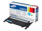 Samsung Lasertoner Cltc4072s ELS Cyan