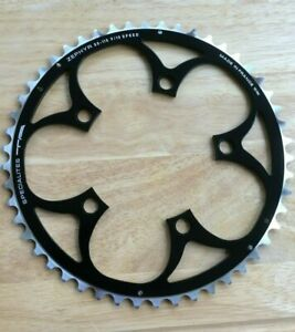 NEW TA Zephyr Chainring 50t COMPACT Chain Ring 9//10s Road Bike