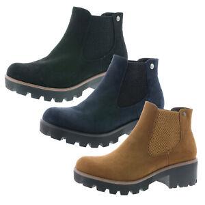 Details zu Rieker 99284 Schuhe Damen Stiefel Stiefeletten Ankle Boots