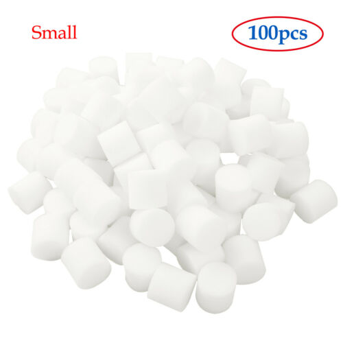 White Soilless Hydroponic Sponge 100 Planting Tool for Greenhouse Cultivation US