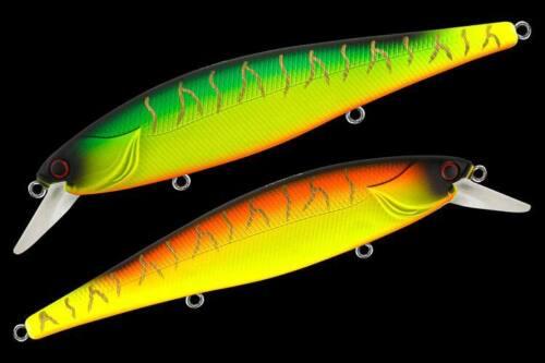 fishing lures TsuYoki Mover 128SP range of colors
