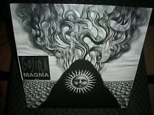 GOJIRA // MAGMA // BRAND NEW RECORD LP VINYL / FREE DOWNLOAD CARD