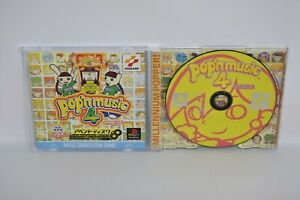 POPN-MUSIC-4-Append-Disc-Ref-ccc-PS1-Playstation-Japan-Game-p1