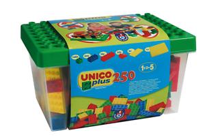 UNICO PLUS CESTELLO 250 PEZZI 8525 ANDRONI