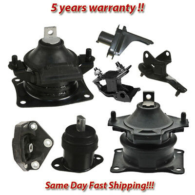 Transmission Motor Mount Center For:03//07 Honda Accord Acura  2.4 L 9225 A4542*