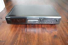 Sony MDS-JE320 Minidisc Recorder Player