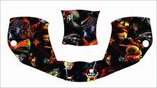 Miller Digital Infiniti 271329 Welding Helmet Wrap Decal Sticker Infinity Horror