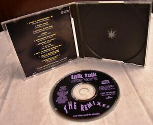 TALK TALK History revisited CD Neuwertig MEISTERWERK Best of... COMPILATION Kult