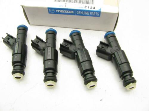 OEM Mazda LF0113250A Fuel Injector 2001-2003 Protege 2.0L-L4 4 NEW
