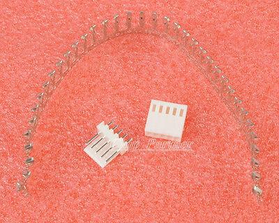 10pcs KF2510-5P 2.54mm Pin Header+Terminal+Housing Connector Kits