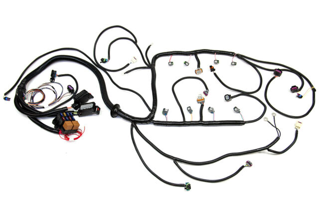 Psi Wire Harness   Buy For Chevy Camaro 2010 2014 Psi Har 1067 Dbw Standalone Wiring