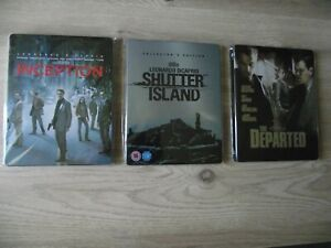 Shutter-Island-Inception-amp-The-Departed-Steelbook-UK-Blu-Ray