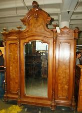 Victorian Armoire/Bookcase attrib. Thomas Brooks #4626