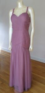 Jenny-Yoo-Collection-Bridesmaid-mermaid-tulle-Size-16-Long-Sweetheart