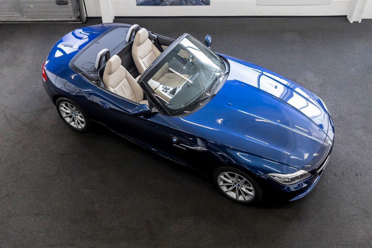 BMW Z4 sDrive20i Roadster aut.
