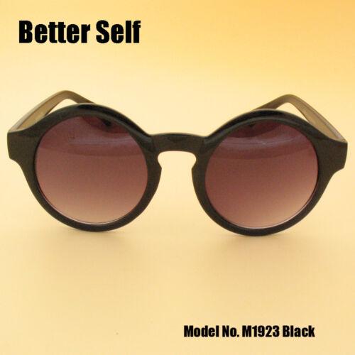 PC Retro Sun Glasses UV400 Outdoor Spectacles Colorful Round Retro Sunglasses
