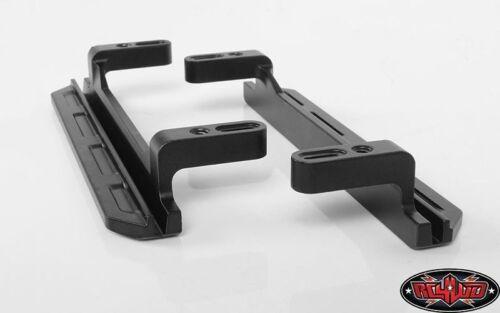 Rc4wd aluminum Rock slider set for TRAXXAS trx-4