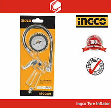 INGCO ATG0601 Tire Inflating Gun for Air Compressor Fitting Tools-1200kPa
