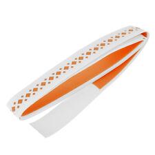 Anti-Rutsch-Schläger Tennis Badminton absorbieren Schweiß Griffband weiß