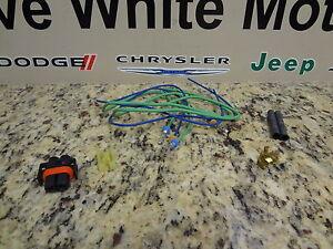 96 09 chrysler dodge jeep new 2 way 2 way wiring harness. Black Bedroom Furniture Sets. Home Design Ideas