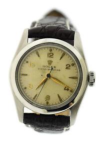 Rolex-Oyster-Speedking-Stainless-Steel-Watch-6056