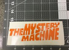 """The Mystery Machine Funny Vinyl Decal Sticker Car Window laptop tablet truck 6"""""""