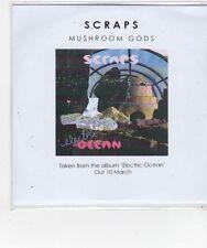 (FL643) Scraps, Mushroom Gods - 2013 DJ CD
