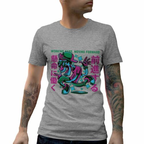 Working Hard Mens T-Shirt Funny V-Neck Tank Top Vest Tshirt D889