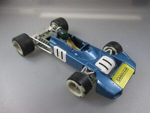MEBETOYS-BRABHAM-FORD-BT-34-f1-Grand-Prix-VINTAGE-SCALE-1-28-legno-8