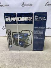 Powerhorse Extended Run Semi Trash Water Pump 2 Ports 7860 Gp 212cc Ds20 Y 19