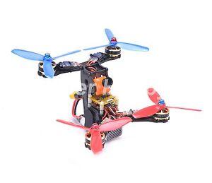 New DIY 180 180mm w/ 3mm thickness arm carbon fiber Quadcopter frame F RC Drone