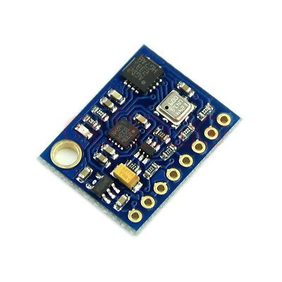 New 10DOF L3GD20 LSM303D BMP180 Gyro Accelerometer Compass Altimeter For Arduino
