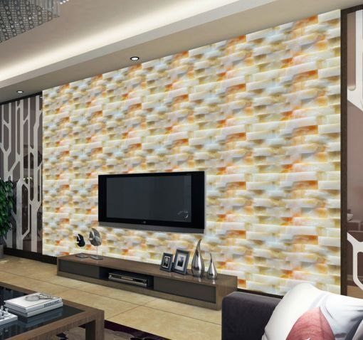 3D Jade machen Wand 36563 Fototapeten Wandbild Fototapete BildTapete Familie DE