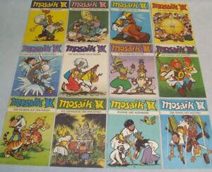 Mosaik-Abrafaxe-ein-Heft-aus-Jahr-1984-Top-Zustand-ohne-Abo-Stempel