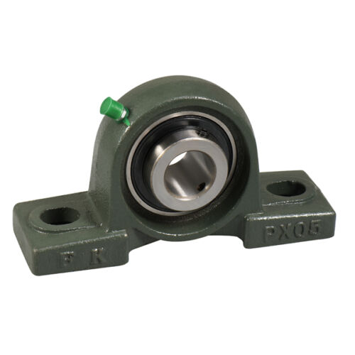 "UCPX08-24 1-1//2/"" Medium Duty Solid Base Pillow Block Bearing Unit FK Brand"
