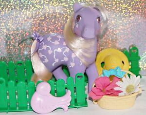 Mein kleines/ My Little Pony G1 Twice As Fancy *Love Melody*