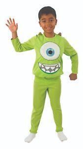 Monster Uni Kostum.Rubies 3880075 Mike Deluxe Child Kostum Disney Pixar Monster Uni Ag Ebay