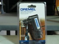 Dremel 575 Right Angle Attachment In Pack Unused