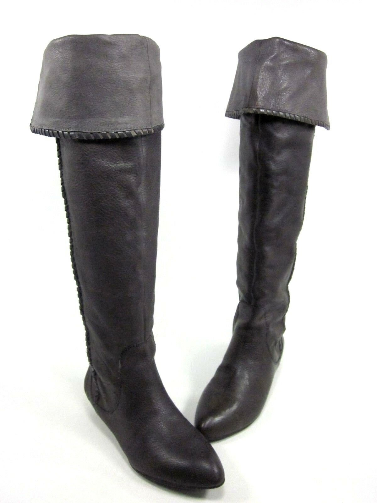 LUCKY damen GAI Stiefel, ROCK, US Größe 5.5 EUR Größe 35.5, MEDIUM, NEW W O BOX